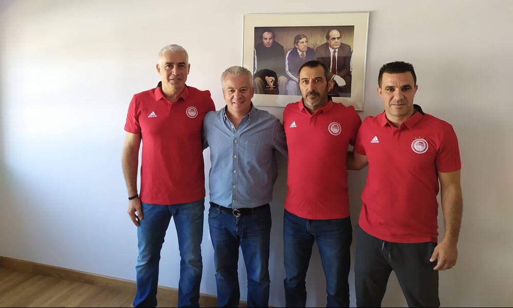 Ολυμπιακός: Επέστρεψε ο Νικοπολίδης