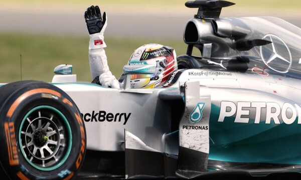 Formula 1: Έτσι «κλειδώνει» τον τίτλο ο Χάμιλτον