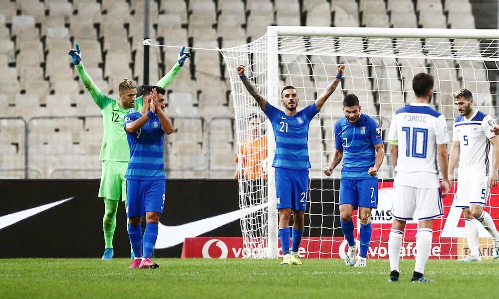 Εθνική Ελλάδος: Άνοδος στο FIFA Ranking