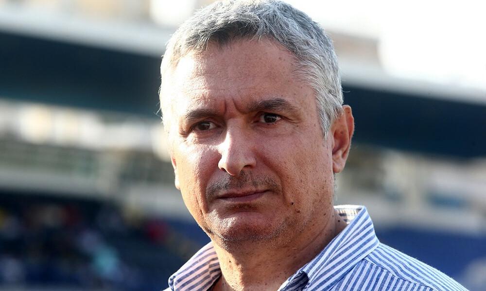 Ατρόμητος: Στηρίζει παίκτες και προπονητή ο Σπανός