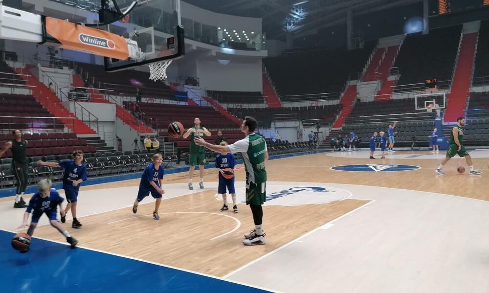Ζενίτ Αγίας Πετρούπολης – Παναθηναϊκός ΟΠΑΠ: Στη «Sibur Arena» οι «πράσινοι» (videos+photos)