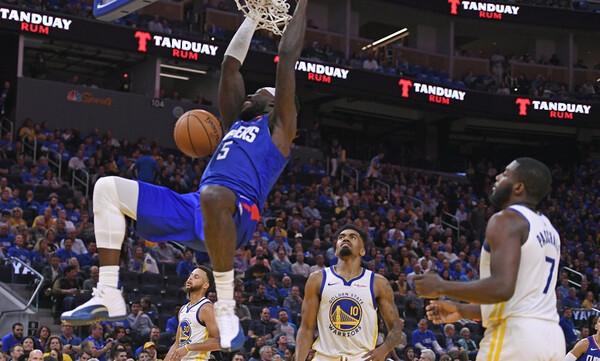 NBA: Σαρώνουν οι Κλίπερς – Έγραψε ιστορία ο Κάρτερ! (photos+videos)