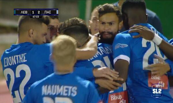 Super League 2: Επιστροφή με «διπλό» ο ΠΑΣ