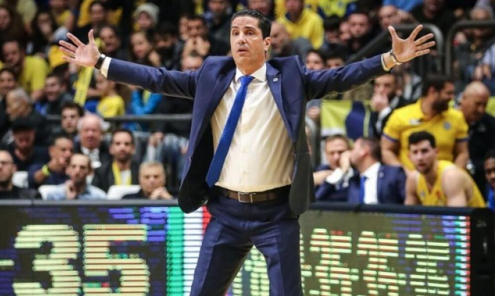 Σφαιρόπουλος: «Να παίξει καλύτερα o Ντόρσεϊ για να πάρει παραπάνω ευκαιρίες»