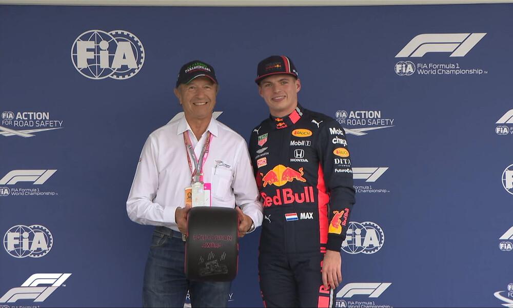 Formula 1: Ο Φερστάπεν την pole position στο Μεξικό – Ατύχημα ο Μπότας (photos+video)