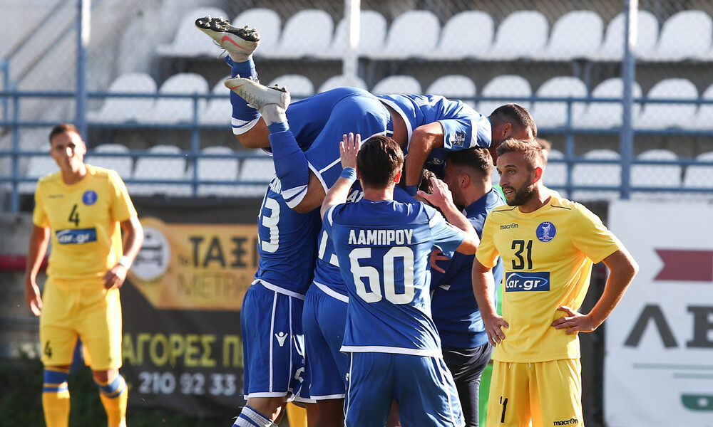 Football League: Στάση στη Ρόδο για Καλαμάτα