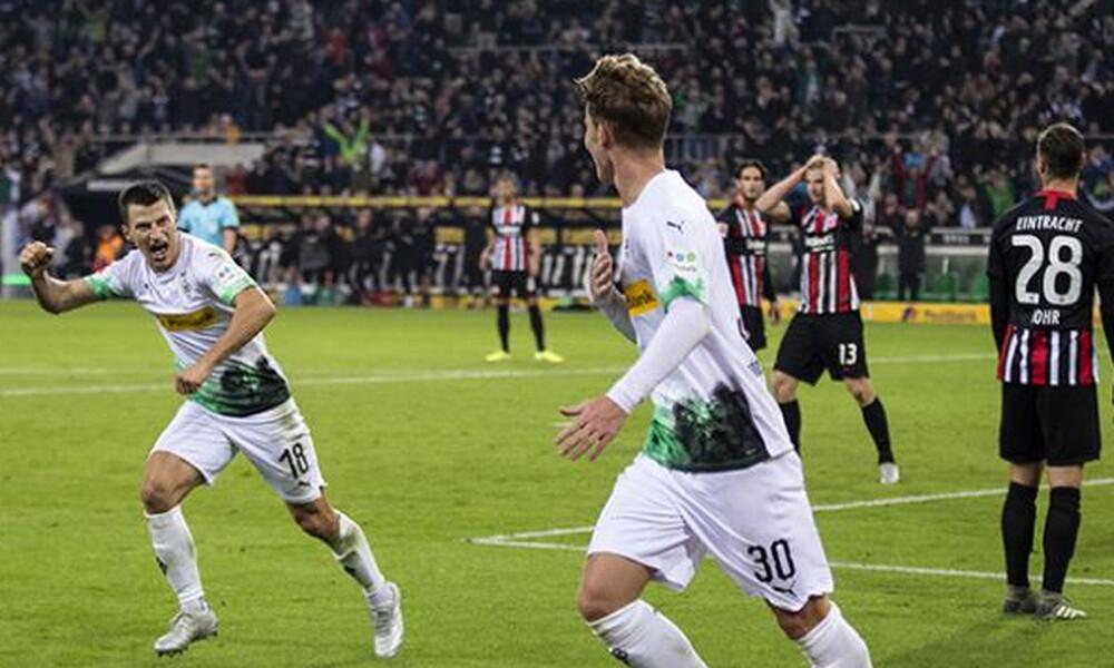 Η Γκλάντμπαχ στην κορυφή της Bundesliga