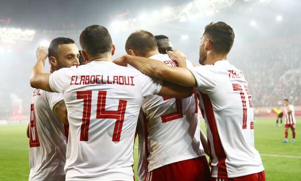 Ολυμπιακός – ΑΕΚ 2-0: Τα γκολ και τα highlights του ντέρμπι (video)