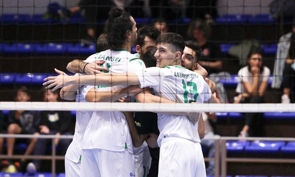 League Cup: Παναθηναϊκός, ΠΑΟΚ, Ολυμπιακός και Φοίνικας Σύρου στην τετράδα
