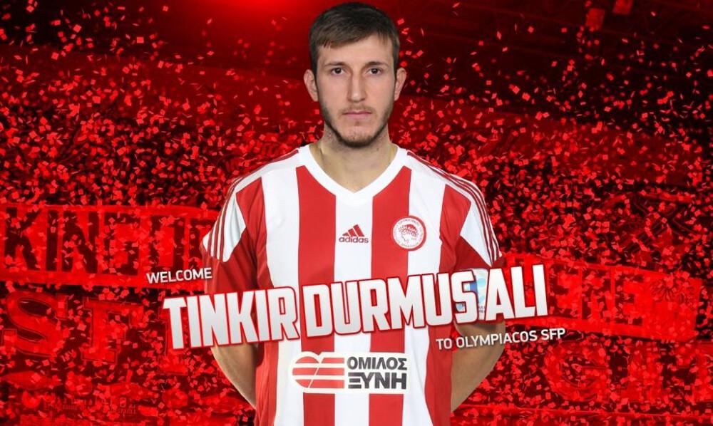 Δυσαρέσκεια στον Ολυμπιακό για τον Τούρκο παίκτη του στο χάντμπολ