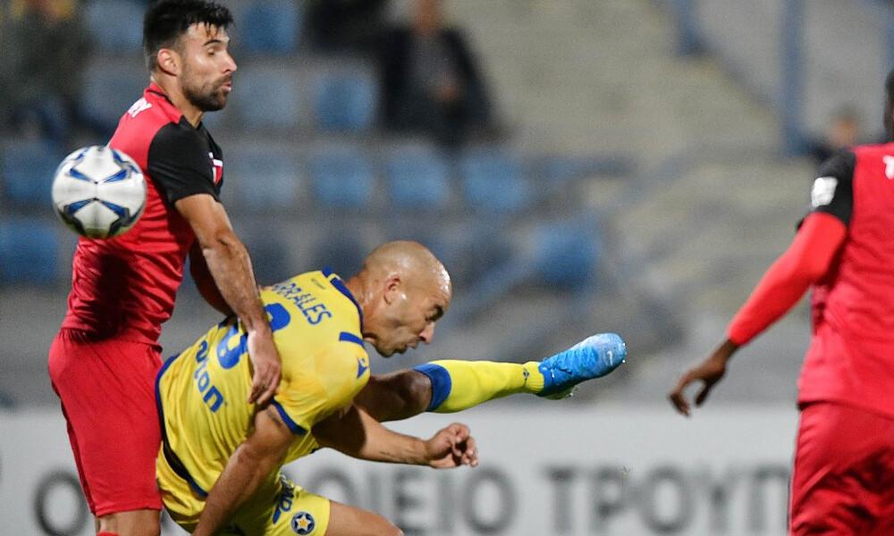 Αστέρας Τρίπολης-Λαμία 4-1: Τα γκολ και τα highlights του αγώνα (video)