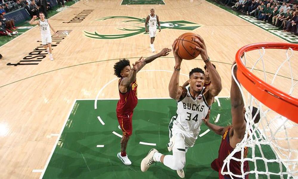 NBA: Επιστροφή στις νίκες για Μπακς (video+photos)