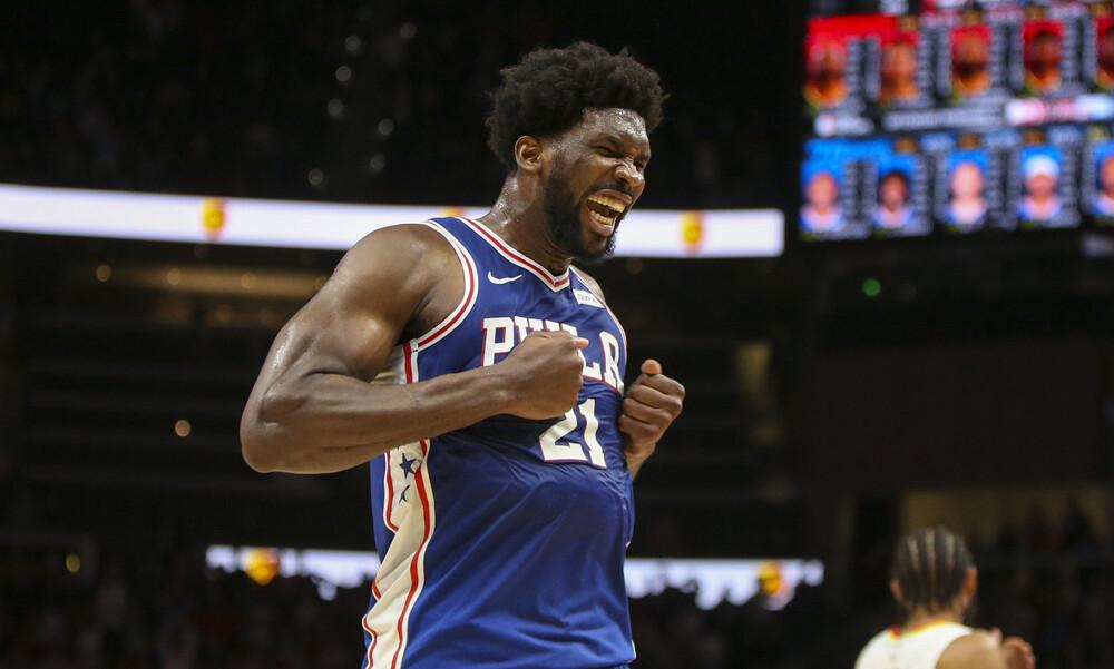 NBA: Εμπίντ με… τρέλα στο Top-10 (video+photos)