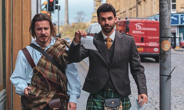 Football Stories Ep. 5: Σήμερα... Πάμε Σκωτία!