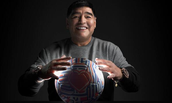 Σαν σήμερα: Γεννιέται ο μεγάλος Ντιέγκο Αρμάντο Μαραντόνα