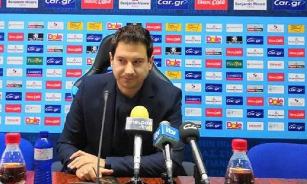Γιαννίκης για ΠΑΣ Γιάννινα: «Θέλει χρόνο και ρυθμό η ομάδα»