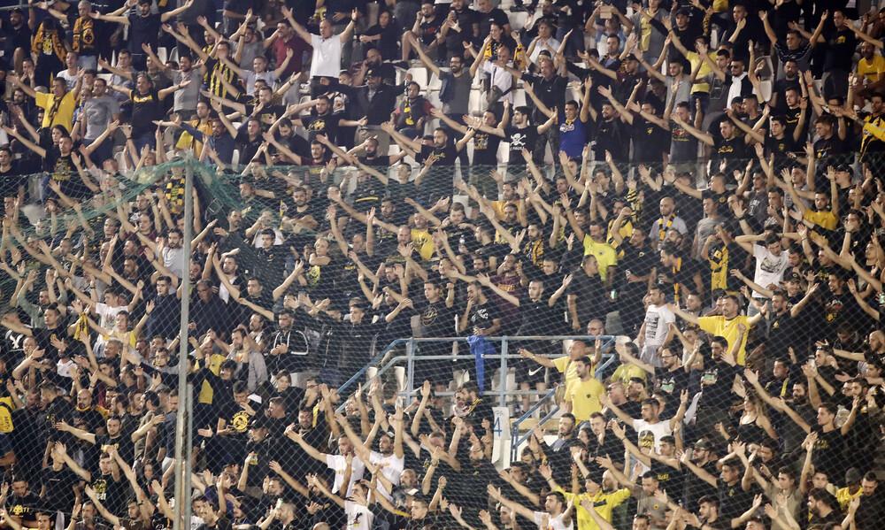 ΑΕΚ: Τα εισιτήρια για το ματς με Ατρόμητο