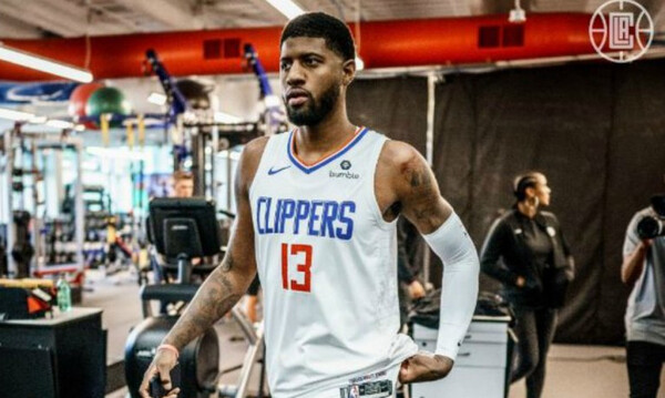 NBA: Τουλάχιστον ακόμα έξι παιχνίδια εκτός παρκέ ο Τζορτζ (video)