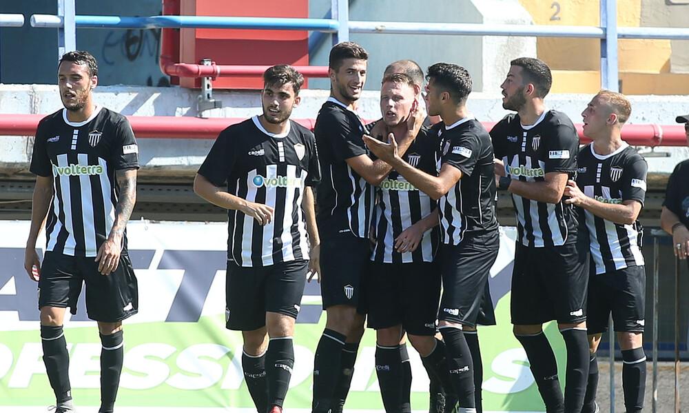 Καλαμάτα-ΑΕΛ 3-0: «Μαύρη Θύελλα» για... πρόκριση - Χατ τρικ ο Αλεξόπουλος!