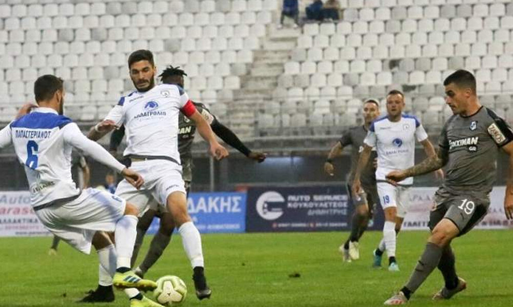 Καβάλα-ΟΦΗ 2-0: Τον σόκαρε και του βάζει δύσκολα! (video)