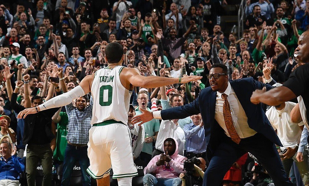 NBA: Υπέταξαν τους Μπακς οι Σέλτικς (photos+video)