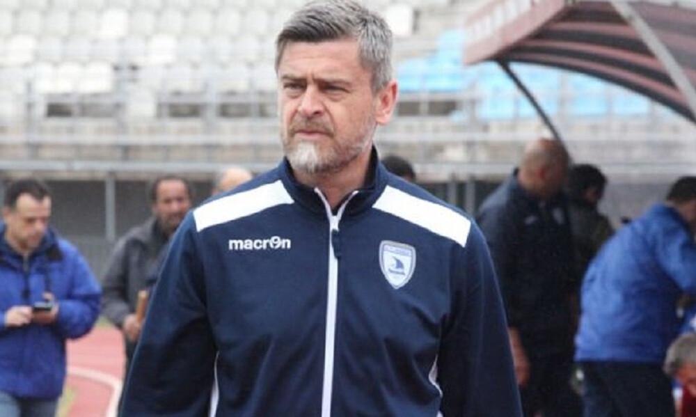 Δερμιτζάκης: «Πήγαμε καλά με την πιο φορμαρισμένη ομάδα της Super League»