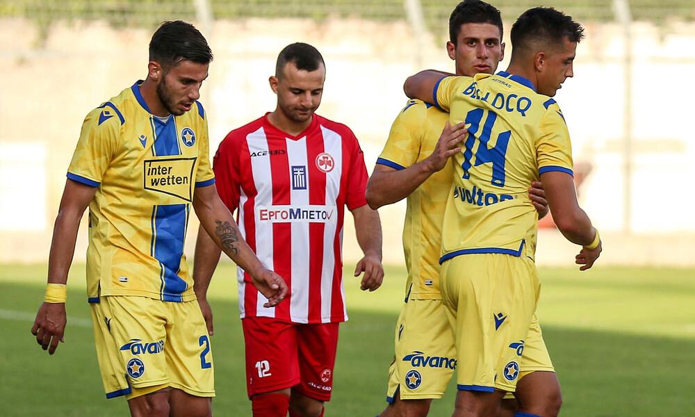 Πλατανιάς-Αστέρας Τρίπολης 0-1: Προβάδισμα με Τασουλή!