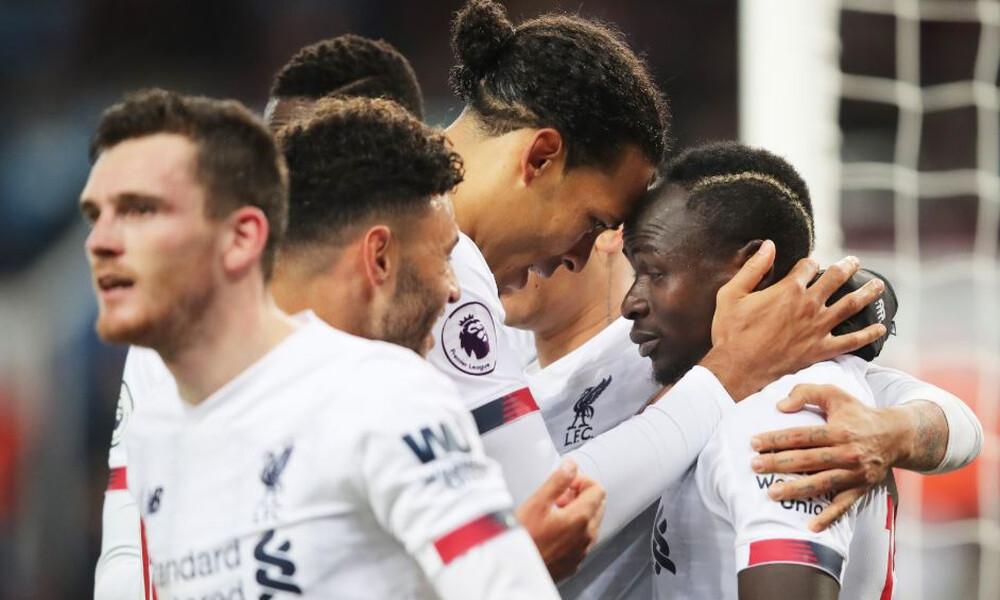 Premier League: Απόδραση με Μανέ για Λίβερπουλ (video)