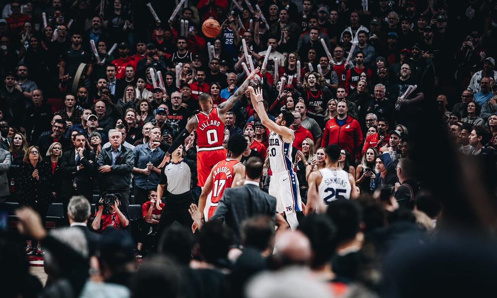 NBA: Buzzer ο Κορκμάζ, αήττητοι οι Σίξερς (video)