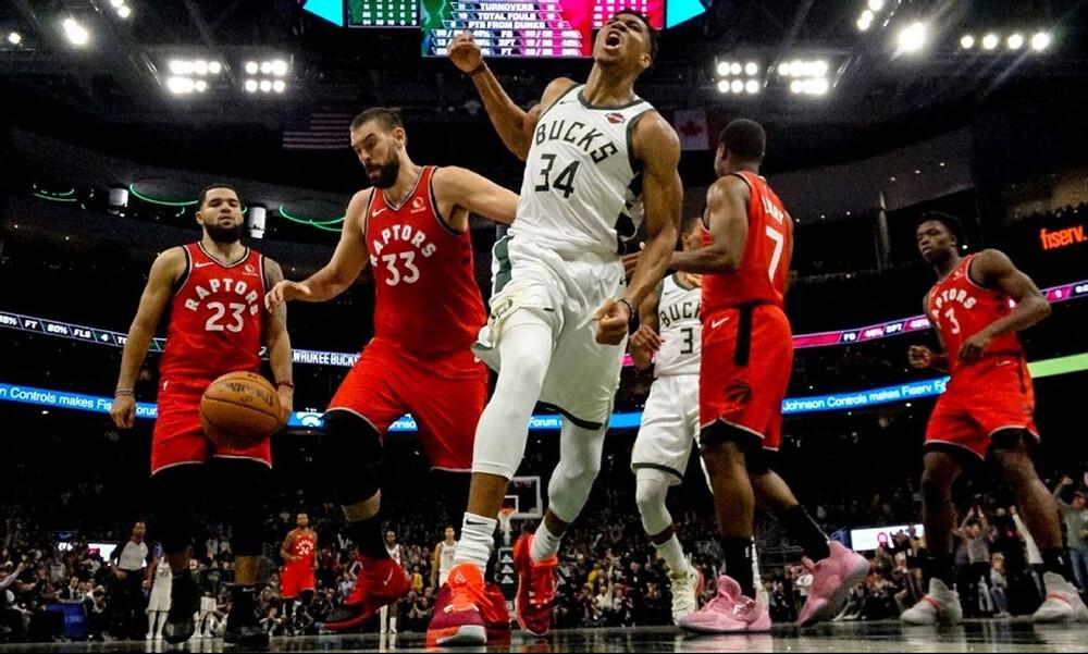 NBA: Παντού... Γιάννης στο Top-10! (video)