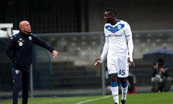 Αντίδραση από Μπαλοτέλι: Απείλησε να φύγει από το γήπεδο μετά από ρατσιστικές κραυγές (video)