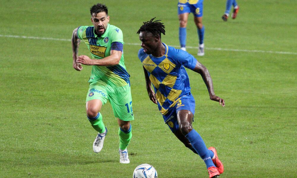 Παναιτωλικός-Αστέρας Τρίπολης 1-1: Ούτε τώρα οι Αγρινιώτες (photos+videos)