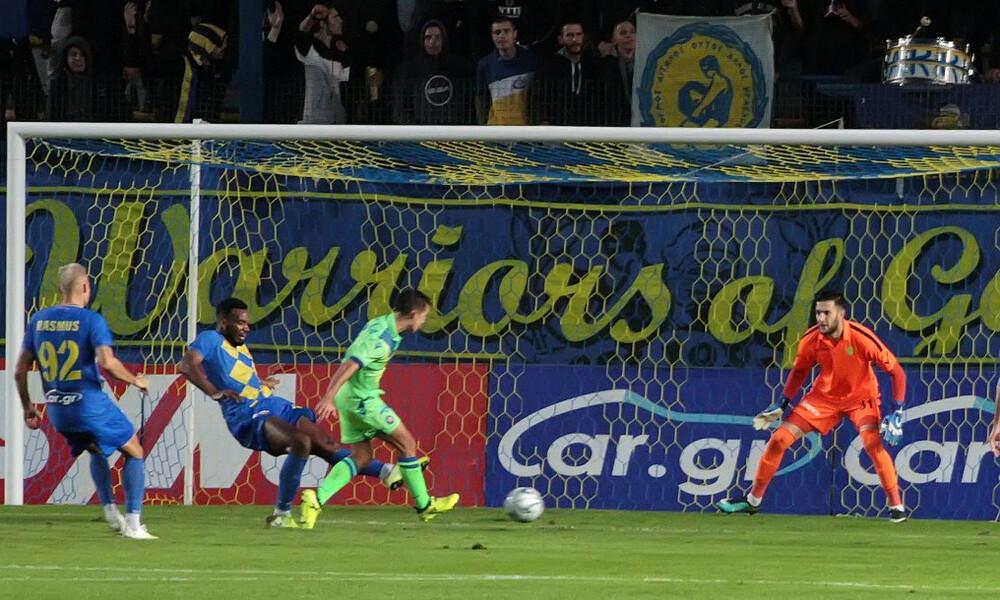 Παναιτωλικός-Αστέρας Τρίπολης: Τα γκολ και τα highlights του αγώνα (video)
