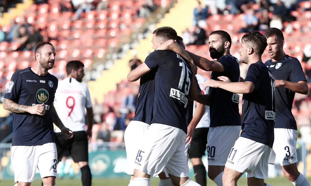 Τα γκολ σε Super League 2 και Football League (videos)