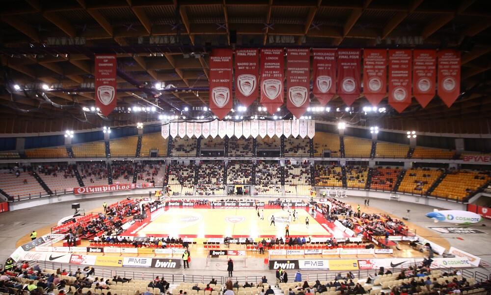 Ολυμπιακός-Αναντολού Εφές: Τα εισιτήρια του αγώνα