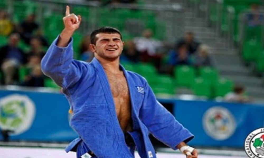 Χρυσό μετάλλιο ο Ντανατσίδης