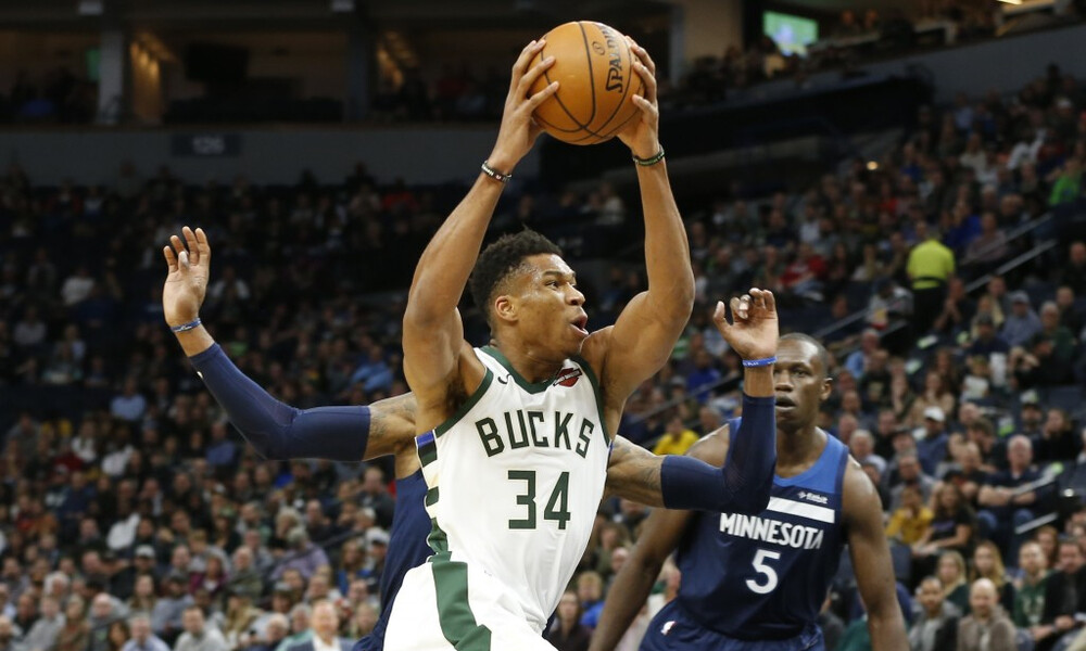 NBA: Δεν γίνεται Top-10 χωρίς Γιάννη (video)