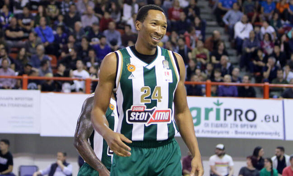 Basket League: «Πράσινη» κορυφή με Τζόνσον το Top 5 (video)