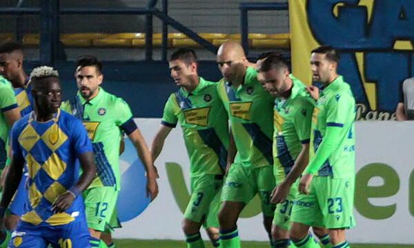 Αστέρας Τρίπολης: Σπάει ρεκόρ με κάθε… γκολ ο Μπαράλες