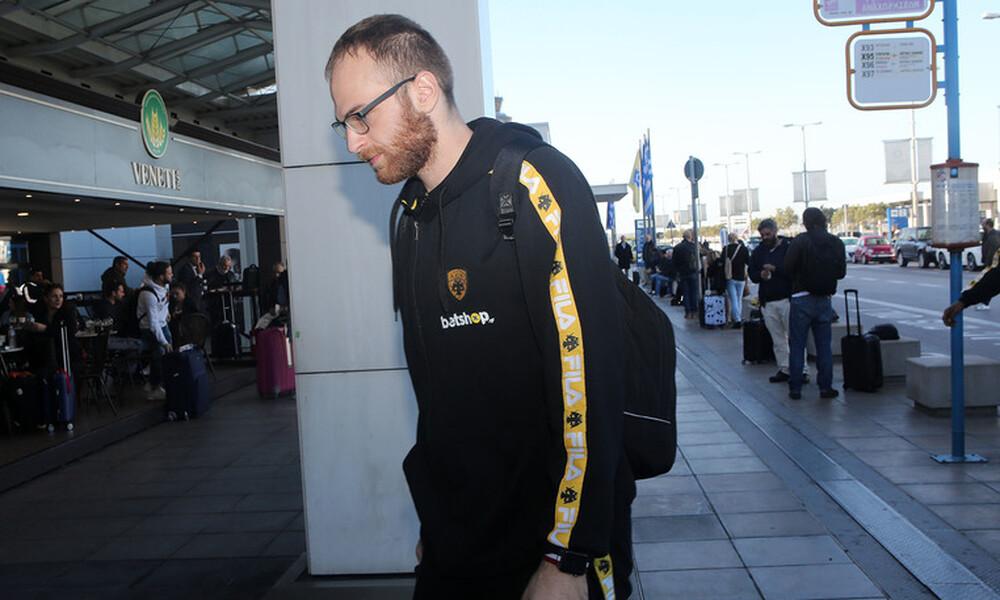 ΑΕΚ: Έφτασε στην Τουρκία ενόψει Μπαντιρμά (photos)