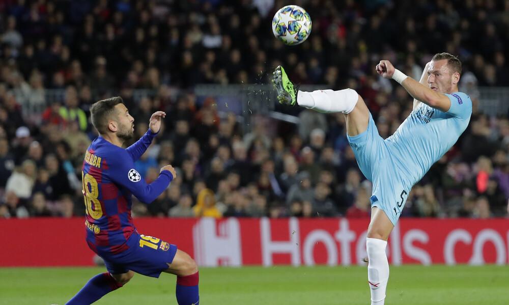 Champions League: Παραπαίει η Μπαρτσελόνα του Βαλβέρδε, έμεινε στο... μηδέν με τη Σλάβια