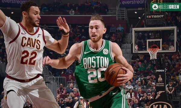 NBA: Η τρομερή παράσταση του Χέιγουορντ! (video)