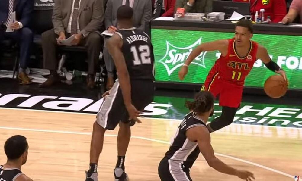 NBA: Το «χορευτικό» του Γιανγκ στον Όλντριτζ στην κορυφή του Top-5! (video)