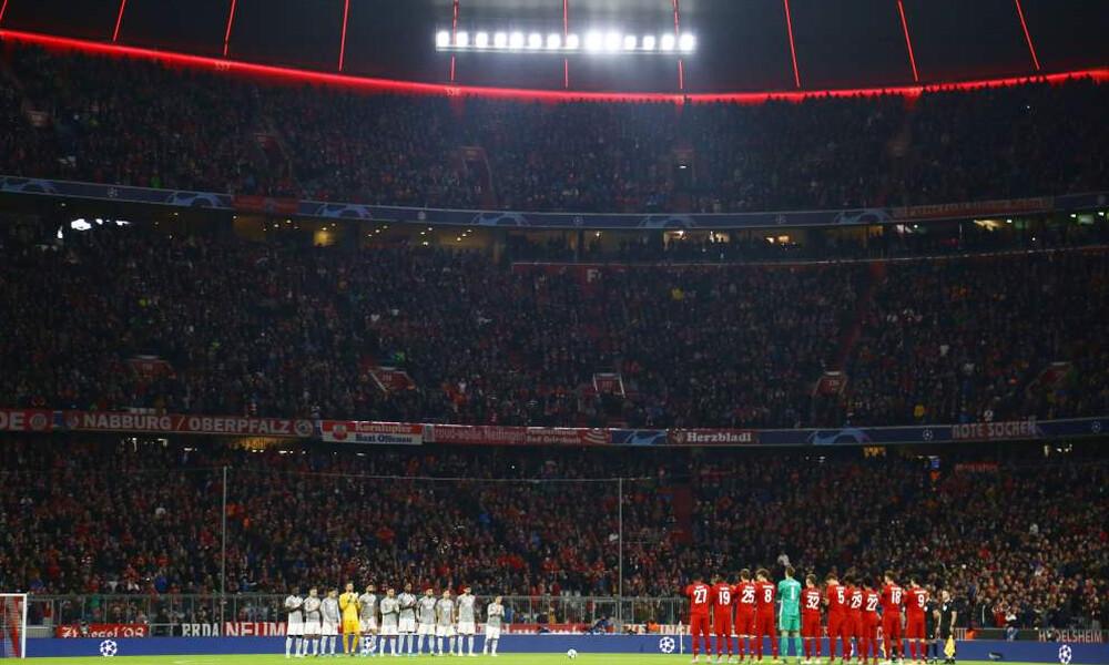 Μπάγερν Μονάχου-Ολυμπιακός: Μ' αυτούς «τρελάθηκαν» στο Μόναχο - Τα... ερυθρόλευκα μηνύματα (photos)