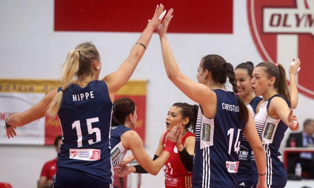 Challenge Cup: Εύκολο 3-0 του Ολυμπιακού κόντρα στον Πορφύρα (photos)