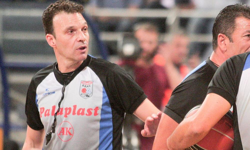 Κύπελλο Ελλάδας Μπάσκετ: Οι διαιτητές των «8»