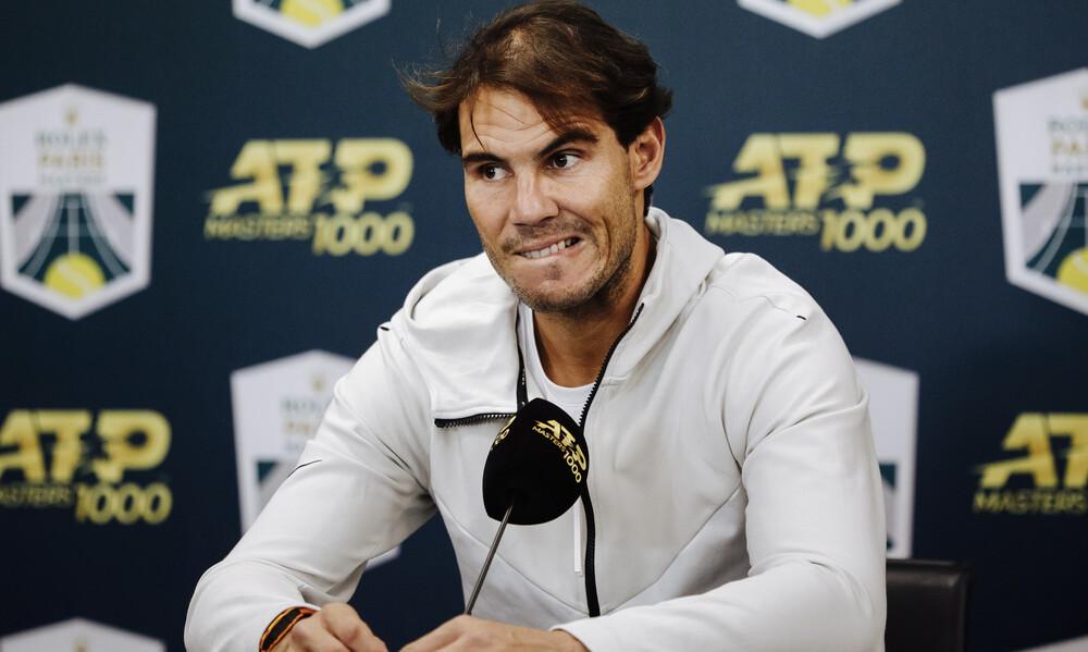 ATP Finals: Πρώτο δείγμα... θετικό για τον Ναδάλ