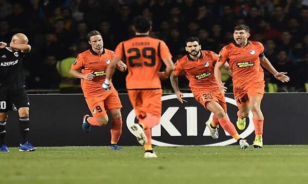 Europa League: Στους «32» Σεβίλη και Σέλτικ, «ζωντανός» ο ΑΠΟΕΛ (videos)