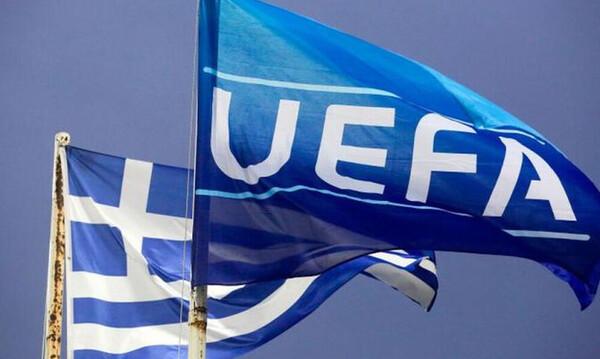 Βαθμολογία UEFA: Νέα πτώση για την Ελλάδα, προσπέρασε και η Σκωτία