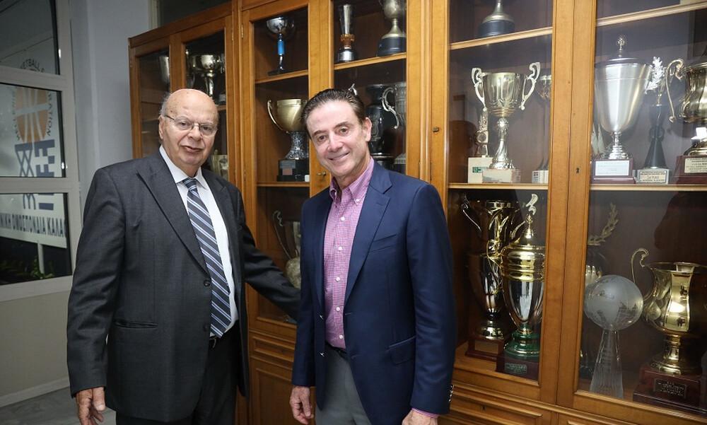 Ρικ Πιτίνο: «Έτοιμος για την πρόκληση»